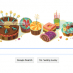 Google Wished me a Happy Birthday!