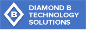 Diamond B Technology Solutions Logo